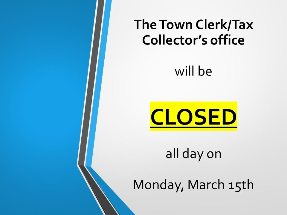 tc closed march 15